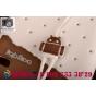 Фирменная необычная уникальная полимерная мягкая задняя панель-чехол-накладка для Samsung Galaxy S5 SM-G900H/G..