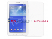 Защитная пленка для планшета Samsung Galaxy Tab 3 Lite 7.0 SM-T110/T111 матовая..