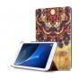 Фирменный необычный чехол для Samsung Galaxy Tab A 2016 7.0 SM-T285/ T280 / T280N / T288 / T285C