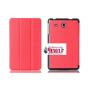 Фирменный умный тонкий чехол для Samsung Galaxy Tab A 2016 7.0 SM-T285/ T280 / T280N / T288 / T285C
