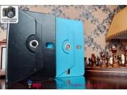 Чехол с вырезом под камеру для планшета Samsung Galaxy Tab E 8.0 SM-T377 роторный оборотный поворотный. цвет в..