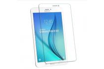 Фирменная оригинальная защитная пленка для планшета Samsung Galaxy Tab E 8.0 SM-T377 глянцевая