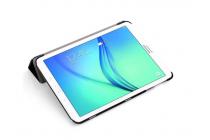 """Фирменный необычный чехол для Samsung Galaxy Tab E 8.0 SM-T377"""" """"тематика Эклектические узоры"""""""