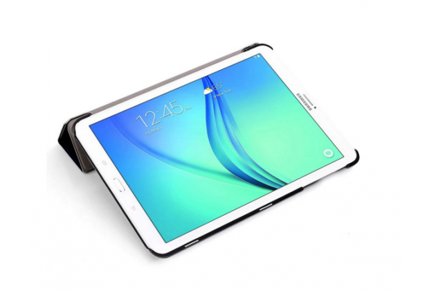 """Фирменный необычный чехол для Samsung Galaxy Tab E 8.0 SM-T377"""" """"тематика книга в Винтажном стиле"""""""
