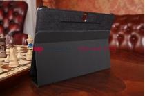 """Чехол с логотипом для Samsung Galaxy Tab Pro 10.1 с дизайном """"Book Cover"""" черный"""