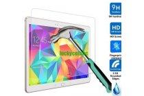 Фирменное защитное закалённое противоударное стекло премиум-класса из качественного японского материала с олеофобным покрытием для Samsung Galaxy Tab Pro 10.1 SM T520/T525