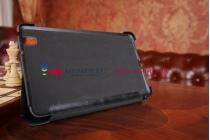 """Чехол с логотипом для Samsung Galaxy Tab Pro 8.4 SM-T320/T325 с дизайном """"Book Cover"""" черный"""