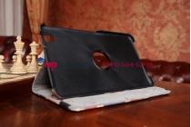 """Фирменный чехол роторный для Samsung Galaxy Tab Pro 8.4 SM-T320/T325 """"тематика ретро Британский флаг"""""""