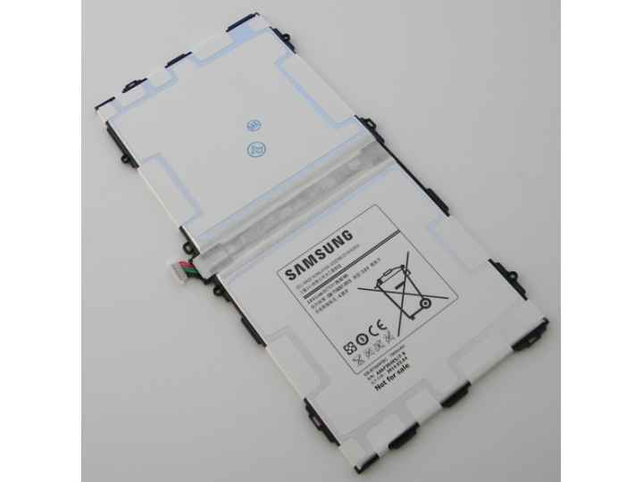 Фирменная аккумуляторная батарея  7900mah EB-BT800FBC на планшет Samsung Galaxy Tab S 10.5 SM-t800/t801/t805 +..