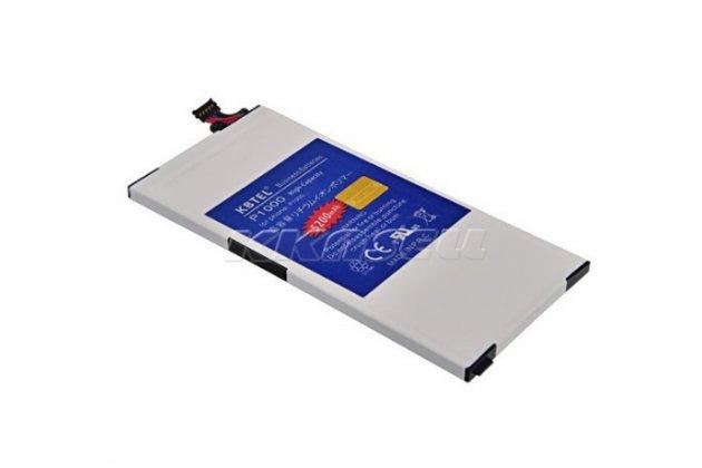 Усиленная батарея-аккумулятор большой повышенной ёмкости 5200mAh для планшета Samsung Galaxy Tab P1000/P1010+ гарантия