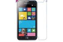 Фирменная оригинальная защитная пленка для телефона Samsung Ativ S GT-i8750 глянцевая