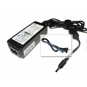 Фирменное зарядное устройство от сети для Samsung ATIV Smart PC XE500T1C + гарантия