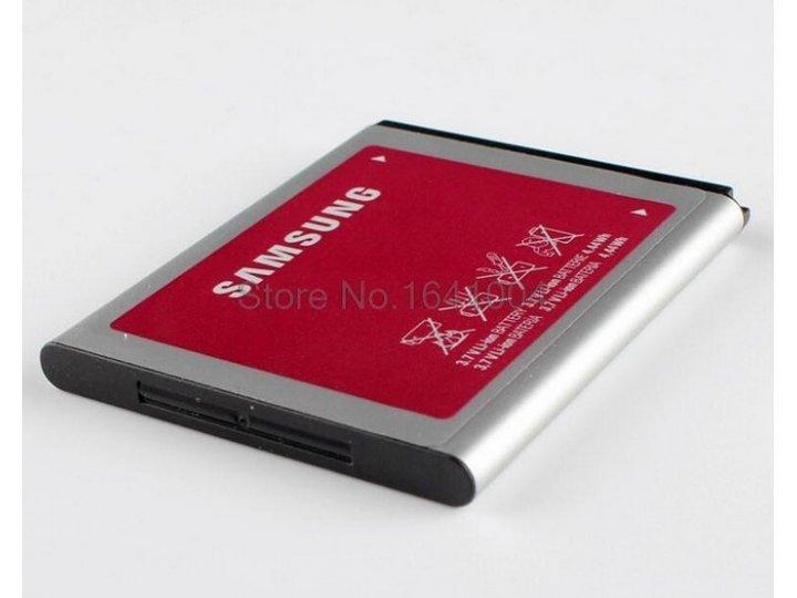 Фирменная аккумуляторная батарея 960mah AB463651BC на телефон Samsung C3510 + гарантия..