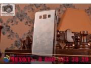 Фирменная ультра-тонкая пластиковая задняя панель-чехол-накладка для Samsung Galaxy A7/A7 Duos SM-A700F/A700H/..