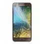 Фирменная оригинальная защитная пленка для телефона Samsung Galaxy E7 глянцевая..