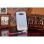 Фирменная необычная уникальная полимерная мягкая задняя панель-чехол-накладка для Samsung Galaxy E7