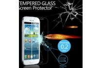 Фирменное защитное закалённое противоударное стекло премиум-класса из качественного японского материала с олеофобным покрытием для Samsung Galaxy Grand 1 Duos i9080/i9082