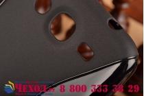 Фирменная ультра-тонкая полимерная из мягкого качественного силикона задняя панель-чехол-накладка для Samsung Galaxy Mega 5.8 GT-i9150/i9152 черный