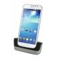 Фирменное оригинальное USB-зарядное устройство/док-станция для телефона Samsung Galaxy Mega 5.8 GT-i9150/i9152..