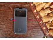 Чехол-книжка со встроенной усиленной мощной батарей-аккумулятором большой повышенной расширенной ёмкости 3500m..