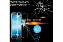 Фирменное защитное закалённое противоударное стекло премиум-класса из качественного японского материала с олеофобным покрытием для Samsung Galaxy Mega 6.3 GT-i9200/i9205
