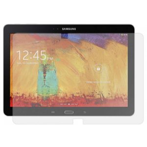 Фирменная защитная пленка для Samsung Galaxy Note 10.1 2014 edition SM-P600/P601/P605 глянцевая