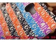 Фирменный дизайнерский чехол-книжка для Samsung Galaxy Note 2 GT-N7100/N7105