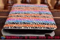 "Фирменный дизайнерский чехол-книжка для Samsung Galaxy Note 2 GT-N7100/N7105 ""тематика Marc Jacobs"" все цвета радуги"