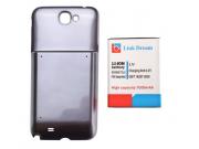 Усиленная батарея-аккумулятор большой ёмкости 6800mah для телефона Samsung Galaxy Note 2 / Note 2 LTE GT-N7100..
