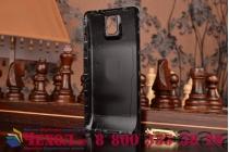 Усиленная батарея-аккумулятор большой повышенной ёмкости 7800mah для телефона Samsung Galaxy Note 3 SM-N900/N9005 + задняя крышка черная + гарантия