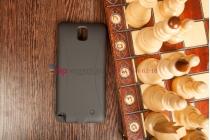 Чехол со встроенной усиленной мощной батарей-аккумулятором большой повышенной расширенной ёмкости 5200mAh для Samsung Galaxy Note 3 SM-N900/N9005 черный + гарантия
