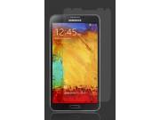 Фирменная оригинальная защитная пленка для телефона Samsung Galaxy Note 3 глянцевая..