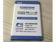Усиленная батарея-аккумулятор большой ёмкости 6800mah  для телефона Samsung Galaxy Note 3 SM-N900/N9005+ гаран..