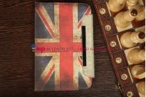 "Фирменный чехол-обложка для Samsung Galaxy Note 8.0 N5100/N5110 ""тематика британский флаг"""