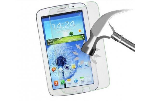 Фирменное защитное закалённое противоударное стекло премиум-класса из качественного японского материала с олеофобным покрытием для Samsung Galaxy Note 8.0 GT-N5100/N5110