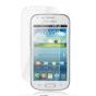 Фирменная оригинальная защитная пленка для телефона Samsung Galaxy S Duos GT-S7562 глянцевая..