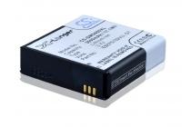 Усиленная батарея-аккумулятор большой ёмкости 3500mAh для телефона Samsung Galaxy S1 / S1 Plus GT-i9000/i9001/i9008  + задняя крышка в комплекте белая + гарантия