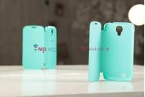 Чехол Flip-cover для Samsung Galaxy S4 GT-i9500/i9505 зеленый