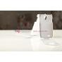 Чехол откидной вертикальный для Samsung Galaxy S4 GT-i9500/i9505 белый кожаный..