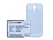Усиленная батарея-аккумулятор большой ёмкости 3800mAh для телефона Samsung Galaxy S4 Mini / S4 Mini Duos GT-i9..