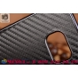 Задняя панель-крышка из тончайшего и прочного пластика для Samsung Galaxy S6 Edge с матовой отделкой