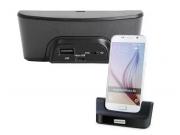 Фирменное оригинальное USB-зарядное устройство/док-станция для телефона Samsung Galaxy S6 Edge..