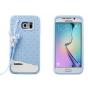 Фирменная необычная уникальная полимерная мягкая задняя панель-чехол-накладка для Samsung Galaxy S6 Edge