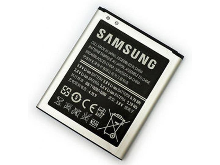 Фирменная аккумуляторная батарея 1500mah B100AE на телефон   Samsung Galaxy Star Plus GT-S7262 + гарантия..