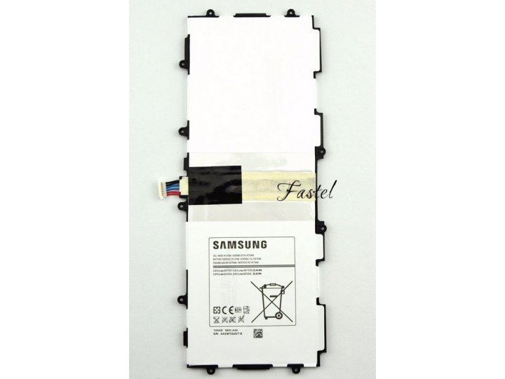 Фирменная аккумуляторная батарея  6800mAh T4500E на планшет Samsung Galaxy Tab 3 10.1 GT-P5200/P5210/P5220 + и..