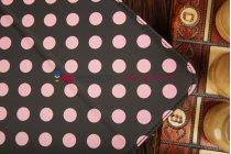 Чехол для Samsung Galaxy Tab 3 10.1 GT-P5200/P5210 черно-розовый далматинец