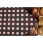 Чехол для Samsung Galaxy Tab 3 10.1 GT-P5200/P5210 черно-розовый далматинец..