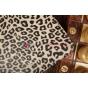 Чехол- защитный кожух для Samsung Galaxy Tab 3 10.1 GT-P5200/P5210 леопардовый коричневый