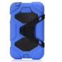Противоударный усиленный ударопрочный фирменный чехол-бампер-пенал для Samsung Galaxy Tab 3 7.0 Kids SM-T2105 ..