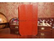 Фирменный чехол для Samsung Galaxy Tab 3 8.0 T310/T311/T315 SLIM коричневый